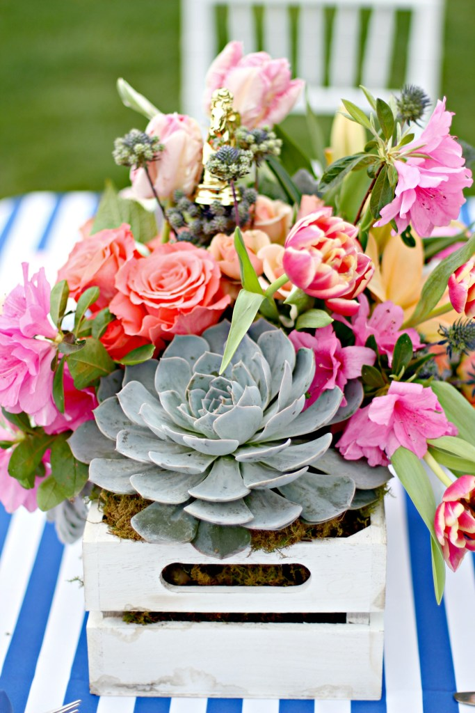 Derby Garden Party feature Sweetly Chic Events
