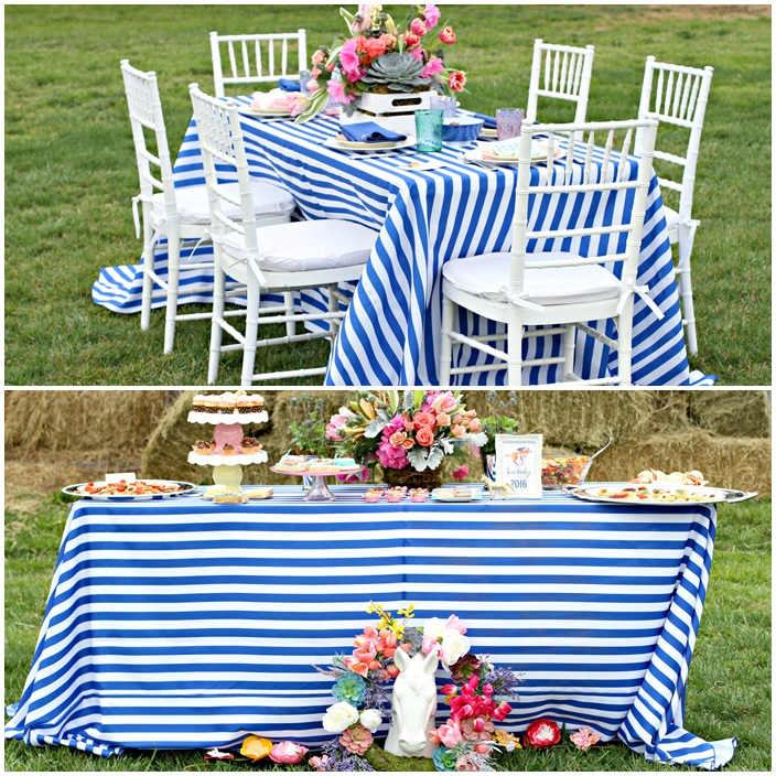 Sweetly Chic Events Feature: Derby Garden Party