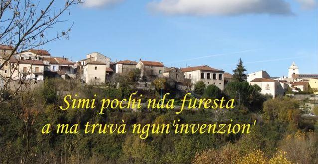L'emigrazione (Giuseppe Bartolomeo) Poesia in dialetto sarconese