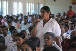 Participant's views