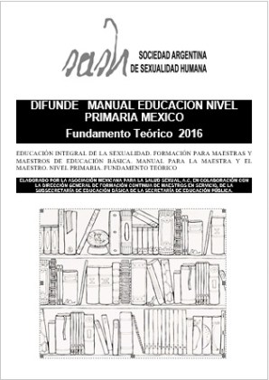 manual preescolar fundamento teorico