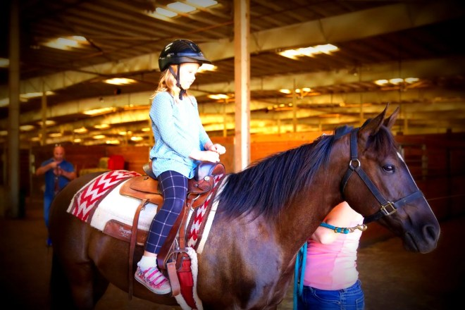 Finding Horseback Riding Lessons For Children