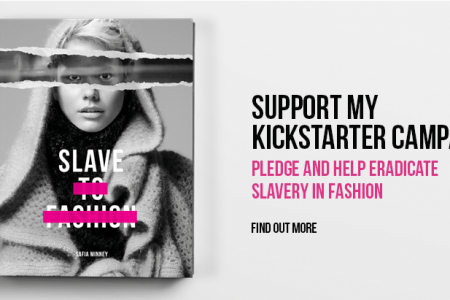 Help End Slavery in the Fashion Industry