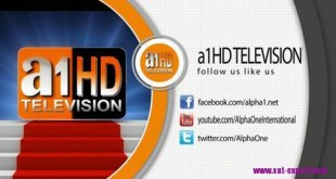 Alpha One HD TV