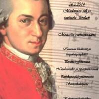 Mozartin vieraana