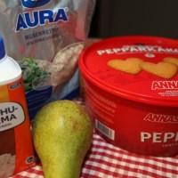 Marraskuun ruokahaaste: suolaista ja makeaa