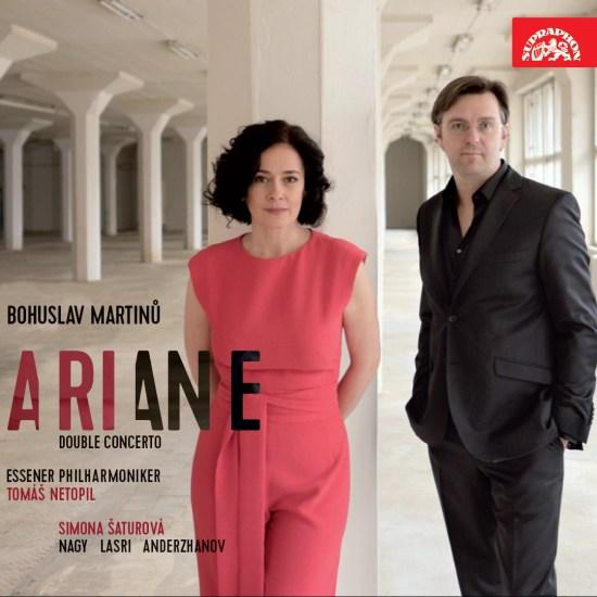 CD Cover Ariane