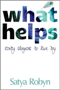 Cover for What Helps border