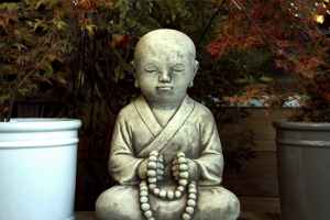 meditating buddha by mikes photos
