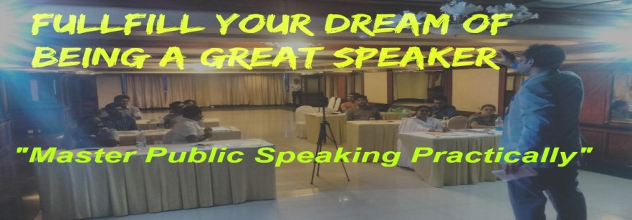 public speaking training in hyderabad