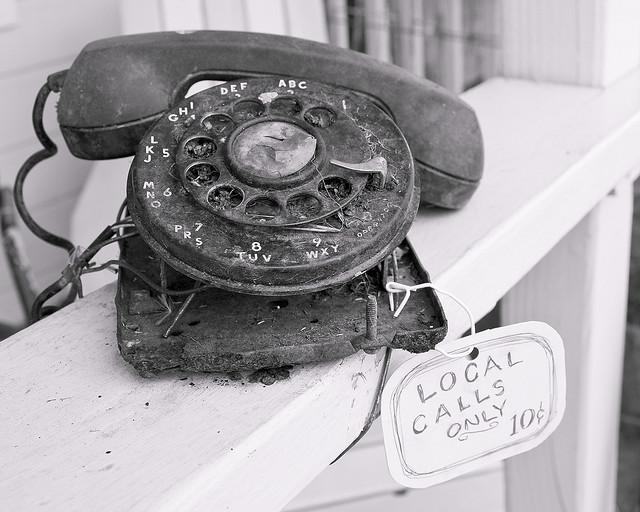 getting rid of landline phone