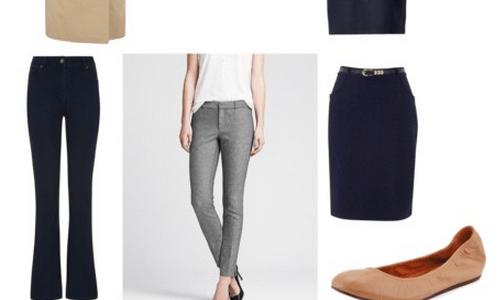 10 Essentials in Every Woman's Parisian Minimalist Style Wardrobe