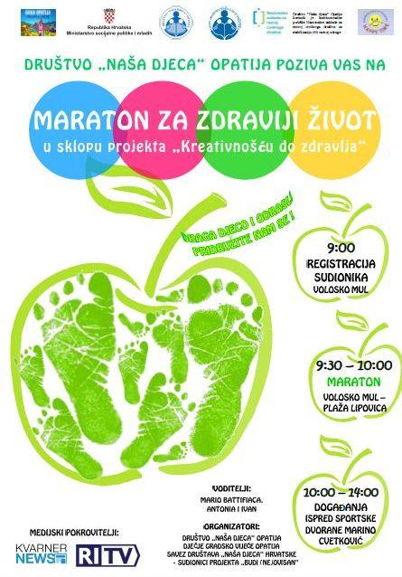 plakat maraton22