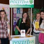 Udruga Pozitiva -info štand s Vodičem za roditelje budućih prvašića