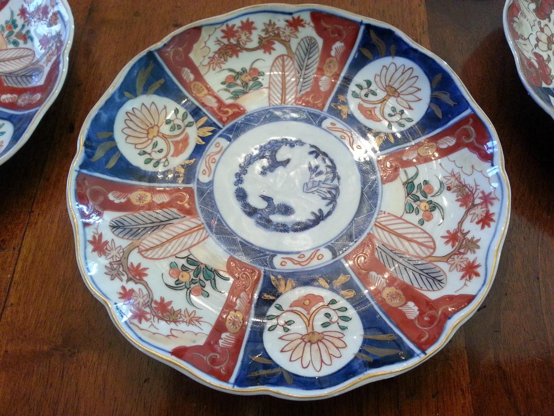 Servizio di piatti imari saviarte art design for Servizio di piatti