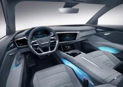Audi h-tron quattro concept - Interior