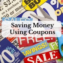Saving Money Using Coupons