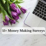 15+ Money Making Surveys