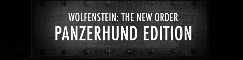 Wolfenstein The New Order Panzerhund Edition-logo