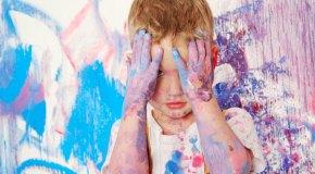 Kako bojati zidove u dječjim sobama