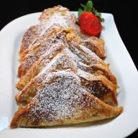 Cinnamon Sugar French Toast