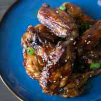 Sesame Hoisin Wings
