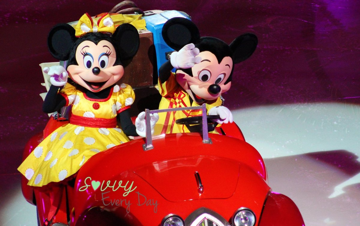 6 Tips For Going to Disney on Ice