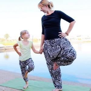 How do you practice wellness with your kids? S startedhellip