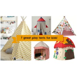 Small Crop Of Kids Play Tents