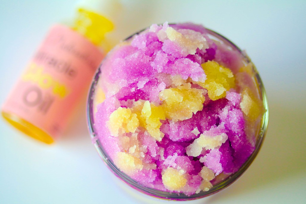 Black Raspberry Vanilla Body Scrub