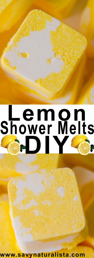 Lemon Shower Melts