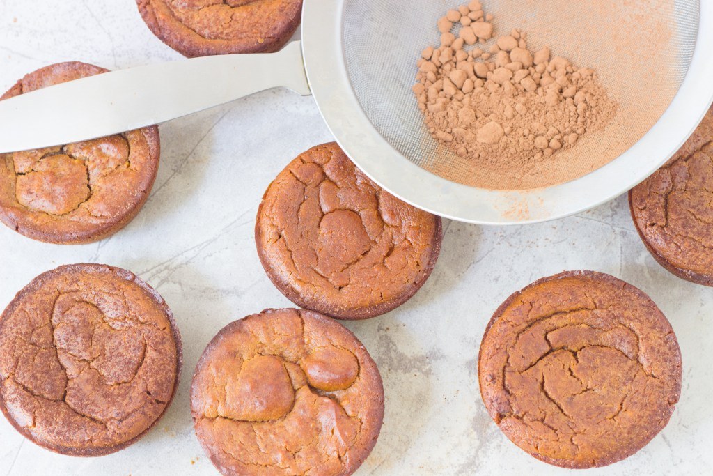 Peanut Butter Cookie Muffins