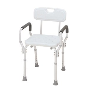 Bath Chair with Arms