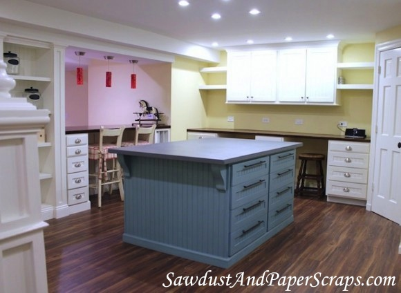 How to Build  Countertop