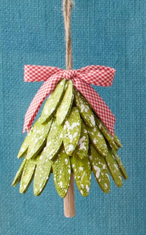 Christmas Tree diy ornament