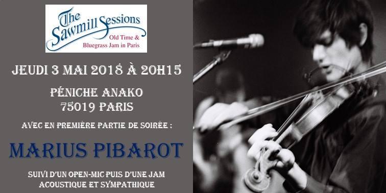 Jam#48 Marius Pibarot