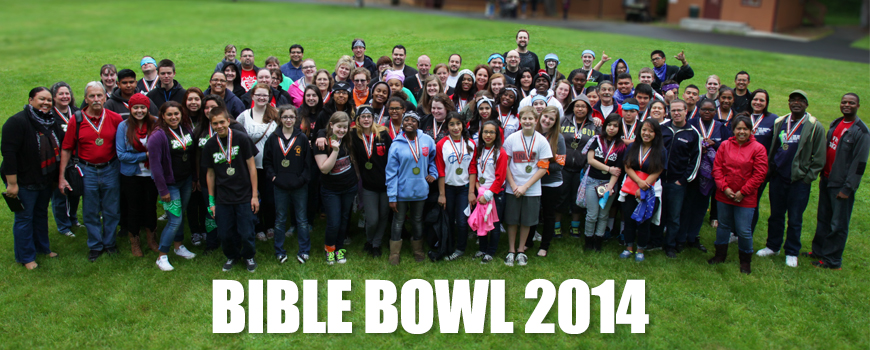 BIBLE BOWL 2014 RECAP!