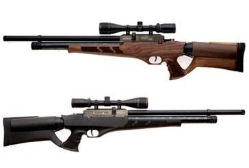 بندقية الهواء Evanix Avalanche تكشف مهارة الصيادين