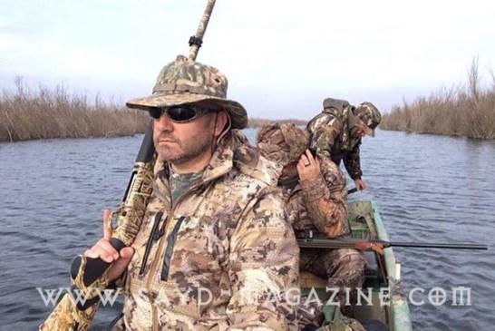 رجل الأعمال الصياد جورج خشان:أحب التحدي والمغامرة .. والنضج يقودنا الى حماية الطبيعة كصيادين