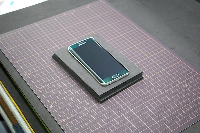 Galaxy S6 edge 的好夥伴 Eyescreen Extreme 3D 曲面保護貼 DIY 教學