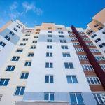 Объем жилищного возведения вМинске заянварь-май снизился практически вдвое