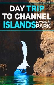 Kayaking Channel Islands National Park