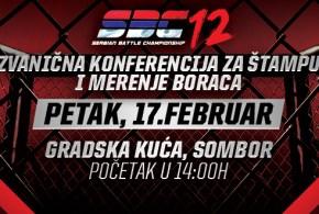 SBC 12  – Poziv na zvanično merenje i konferenciju za štampu