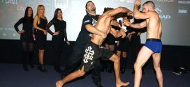 SBC 15 – Zvanična konferencija za štampu i merenje boraca