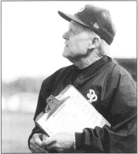 Scott O'Leary, Hall of Fame Coach