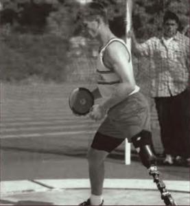 Tyler Dumm, Hall of Fame Athlete