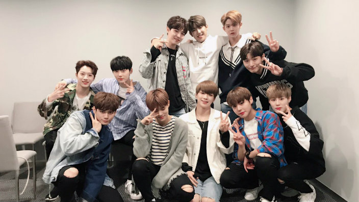 fans start petition to keep wanna one together as a project group formed through produce 101 are only scheduled promote as until