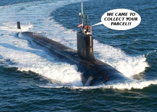 sub marine