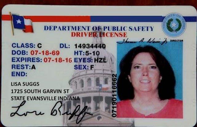 fake licence
