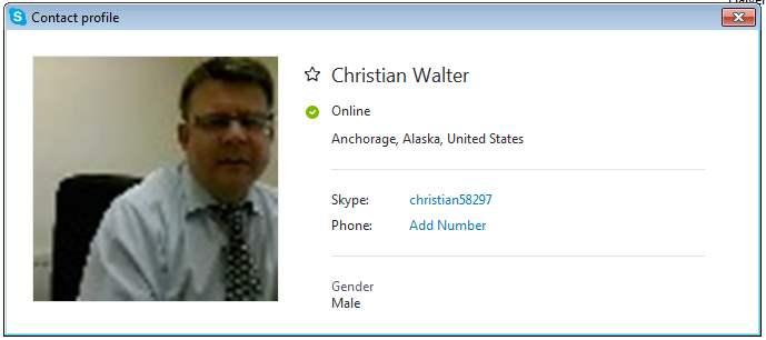 Christian Walter N 6